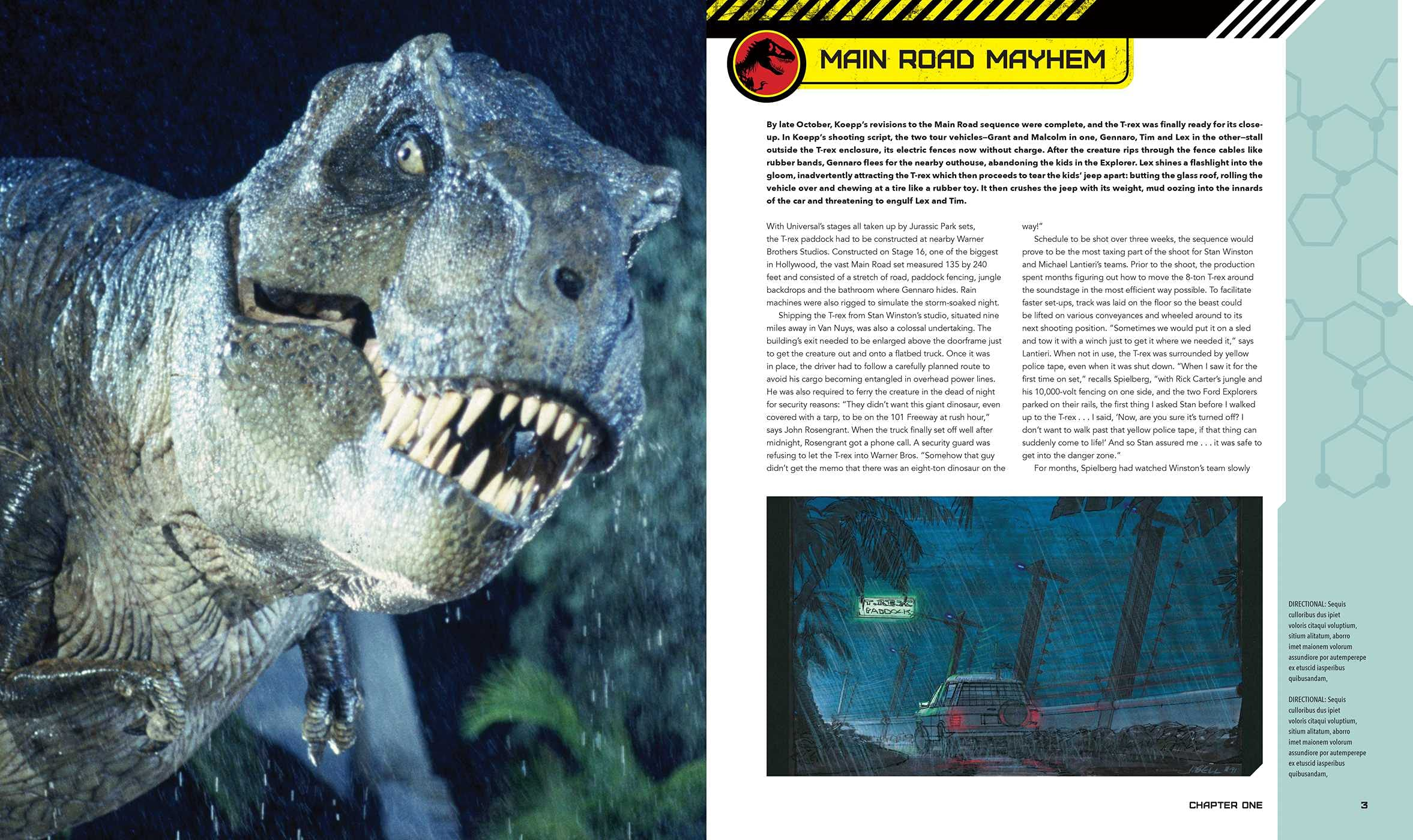 Jurassic Park: The Ultimate Visual History announced 81f2VhDihwS