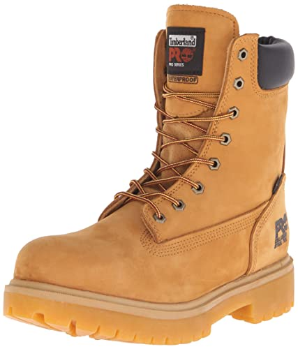 Timberland PRO Men's Direct Attach 8 Steel Toe Boot