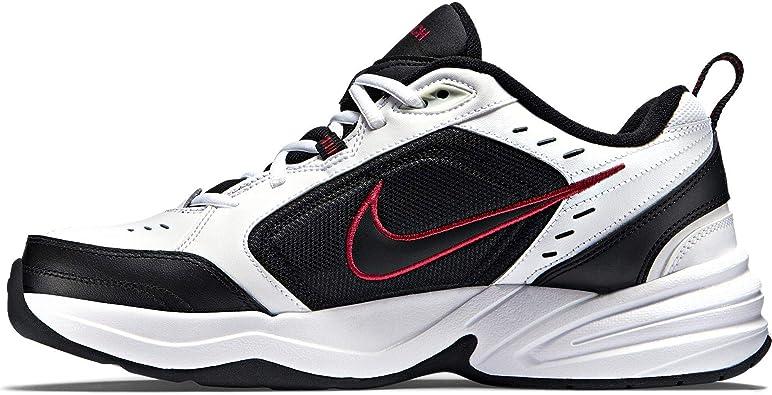 Amazon.com | Nike Air Monarch IV White