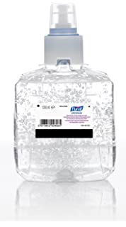 Purell Advanced Hygienic Hand Rub LTX-12 1200ml Refill Cartridge (Pack of 2) 1903-02-EEU