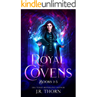 Royal Covens (Books 1-3)