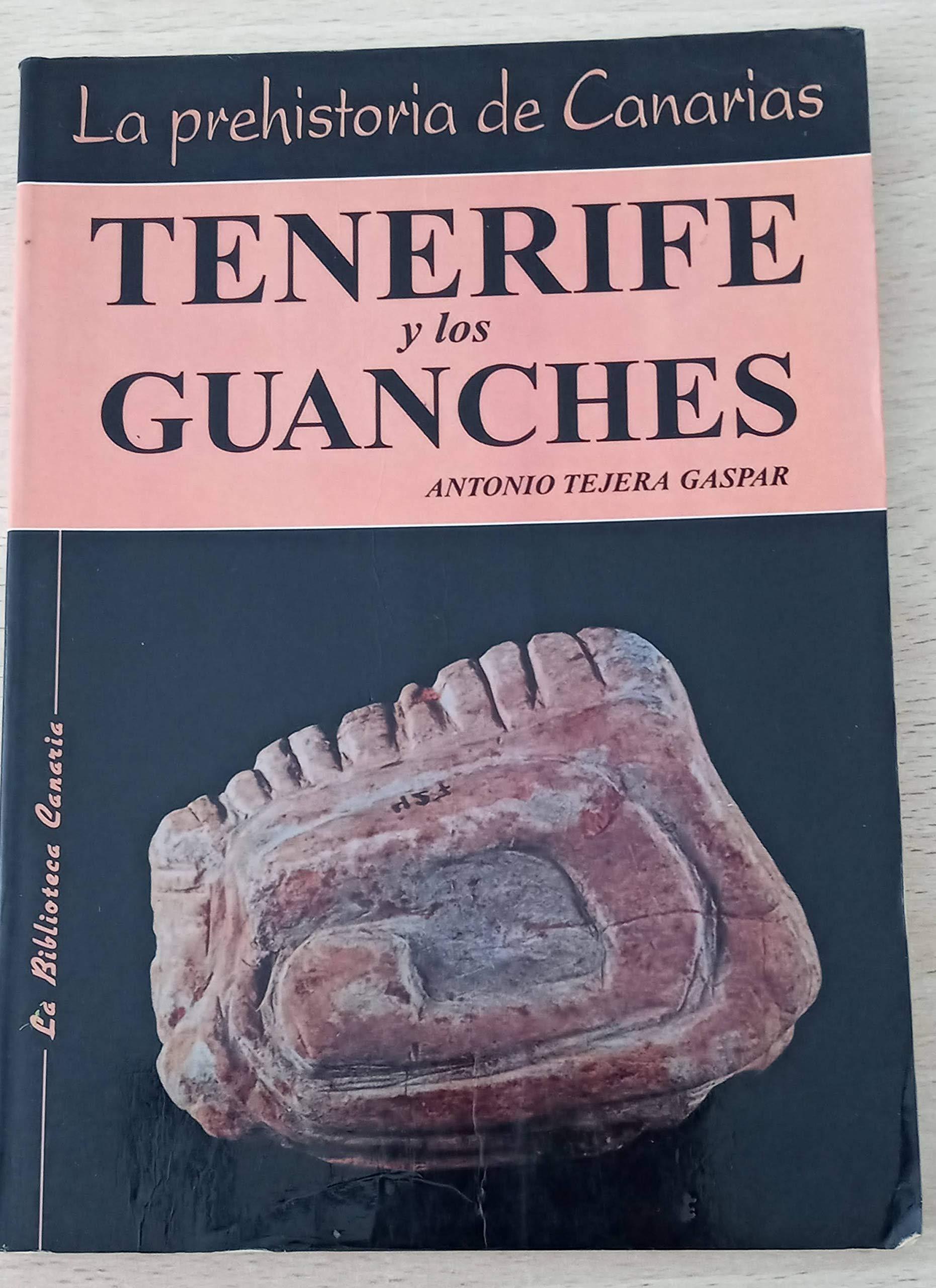 Prehistoria de Canarias, la : tenerife y los guanches: Amazon.es: TEJERA GASPAR, ANTONIO: Libros