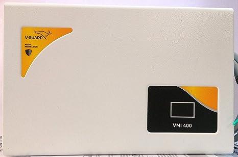ONRR COLLECTIONS V Guard VMI 400 Voltage Stabilizer for AC Upto 1.5 ton 160v 280v Specially Designed for Inverter AC