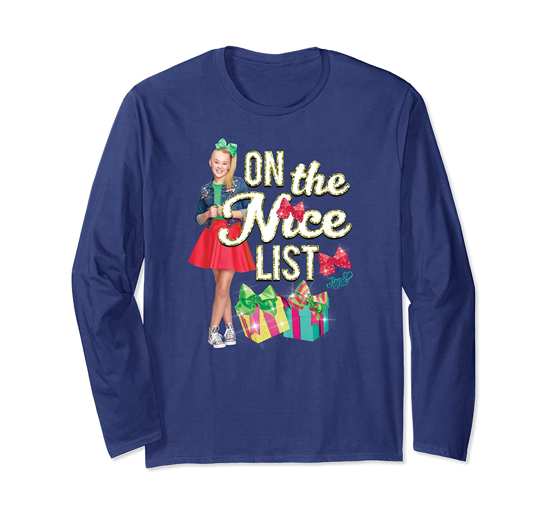 Nickelodeon Nice List Jojo Long Sleeve Long sleeve T-shirt-mt