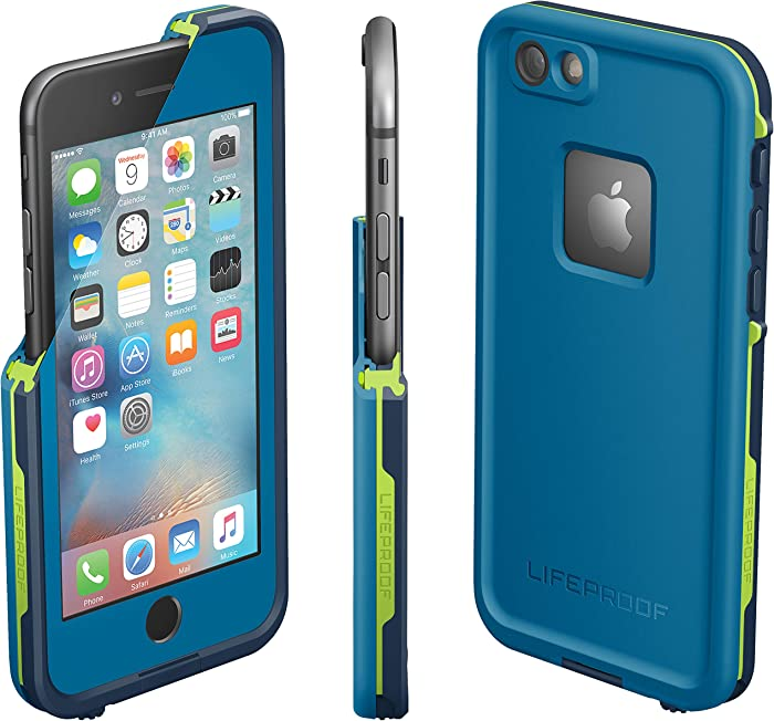 LifeProof FRE Series Waterproof Case for iPhone 6s Plus & iPhone 6 Plus (ONLY) Non-Retail Packaging - Banzai