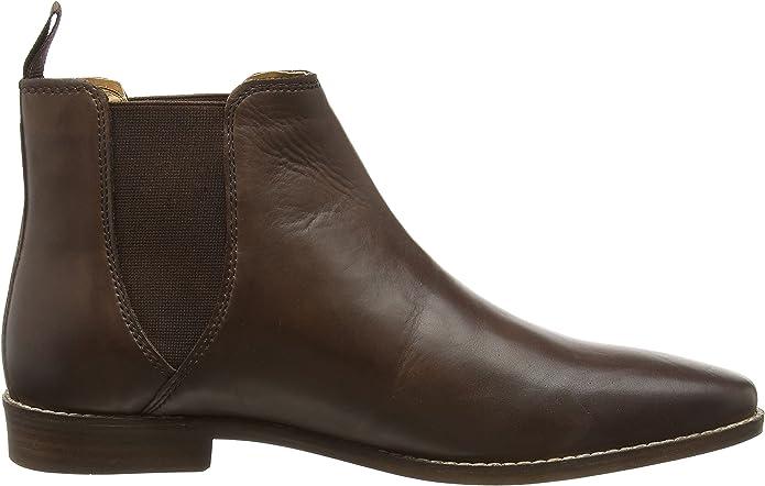 Red Tape Herren Stockwood Chelsea Boots, schwarzblau