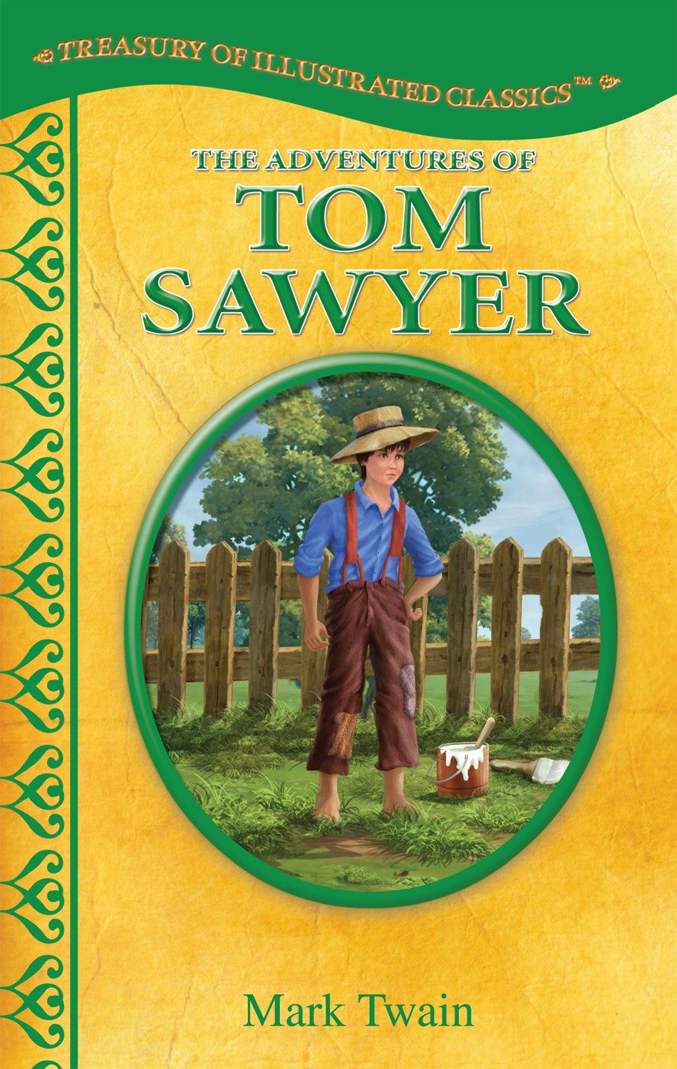 The Adventures of Tom Sawyer-Treasury of Illustrated Classics Storybook  Collection (Illustrated Jacketed Hardcover): Mark Twain: 9780766633414:  Amazon.com: ...