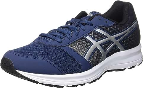 Asics Patriot 8, Zapatillas de running Hombre, Azul (Insignia Blue ...