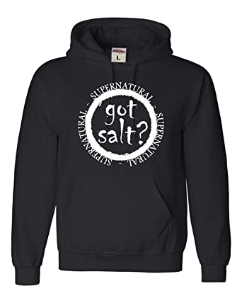 Supernatural Sweatshirt Hoodie