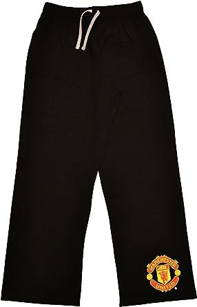 Boys Man Utd Manchester United MUFC Lounge Pants Pyjama Bottoms 9-10 Yrs