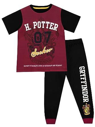 Harry Potter Jungen Gryffindor Schlafanzug