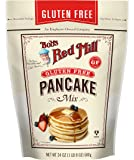 Bob's Red Mill Gluten Free Pancake Mix, 24 Ounce (Pack of 1)