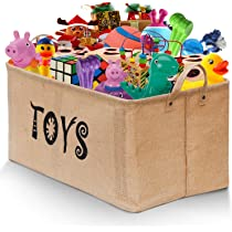 Bathroom Storage & Organization Home & Garden Cute Canvas Storage Bins Waterproof Collapsible And Convenient Basket Organizers For Baby Toys Makeup And Books Driving A Roaring Trade