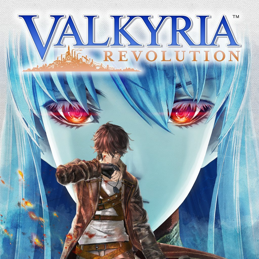 Valkyria Revolution - PS Vita [Digital Code]