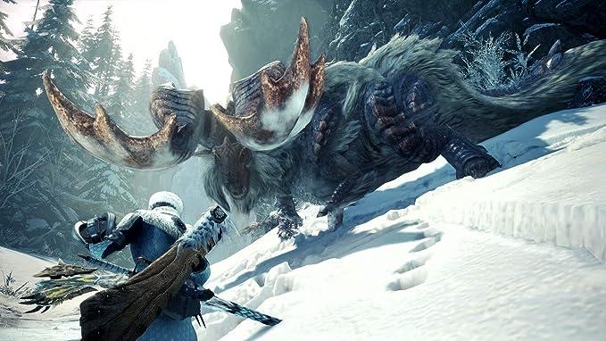 Monster Hunter World: Iceborne Master Edition: Amazon.es: Electrónica