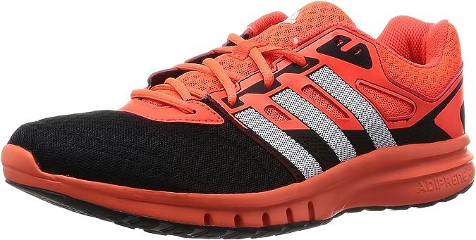 adidas Galaxy 2 M, Zapatillas de Running para Hombre, Negro/Blanco/Rojo (Negbas/Ftwbla/Rojsol), 40 EU: Amazon.es: Zapatos y complementos