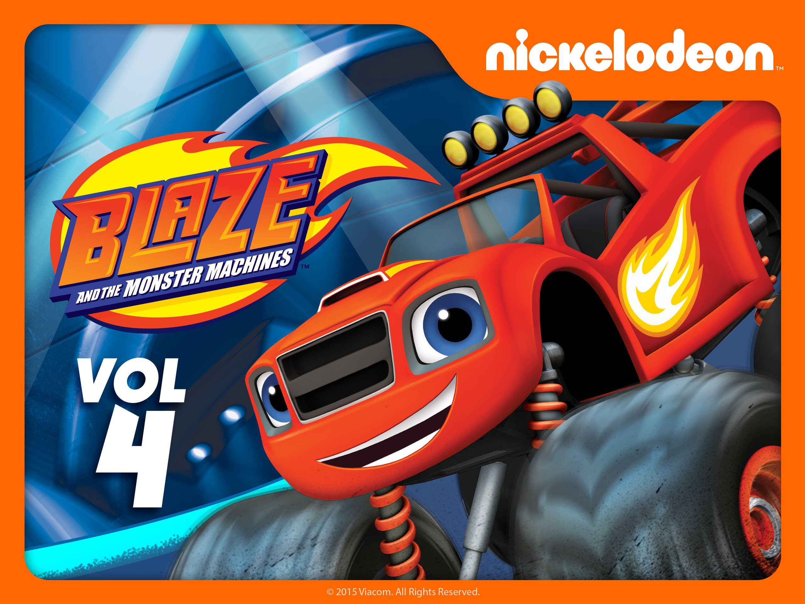 64d52d565b9a Amazon.co.uk: Watch Blaze and the Monster Machines - Volume 4 | Prime Video