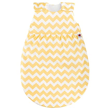 sugarapple todo el año – Saco de dormir para bebé (50 cm – 110 cm