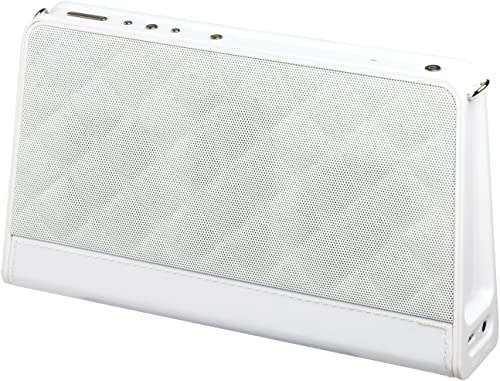 AR for Her Fashion Bluetooth Wireless Speaker – Quilted White, ARS140QTWH