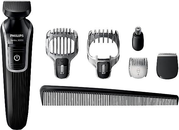 Philips MULTIGROOM Series 3000 QG3342/23 depiladora para la barba ...