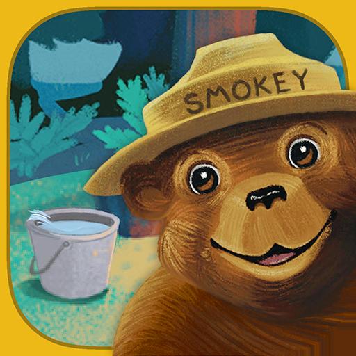 Amazon.com: Smokey Bear and the Campfire Kids Book - Will
