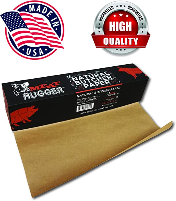 Top 10 Unbleached Butcher Paper Roll Food Organic