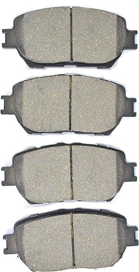Dash4 MD829 Semi-Metallic Brake Pad