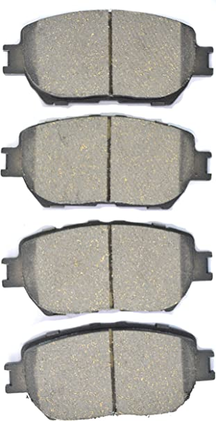 Dash4 MD172 Semi-Metallic Brake Pad
