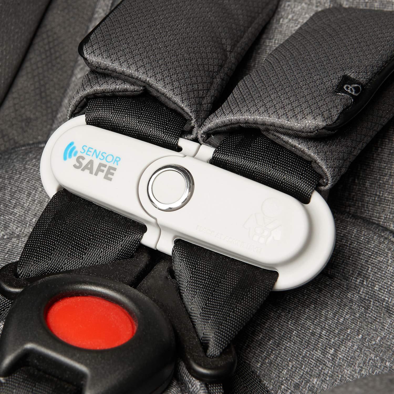Sapphire Evenflo Gold SensorSafe SecureMax Smart Infant Car Seat