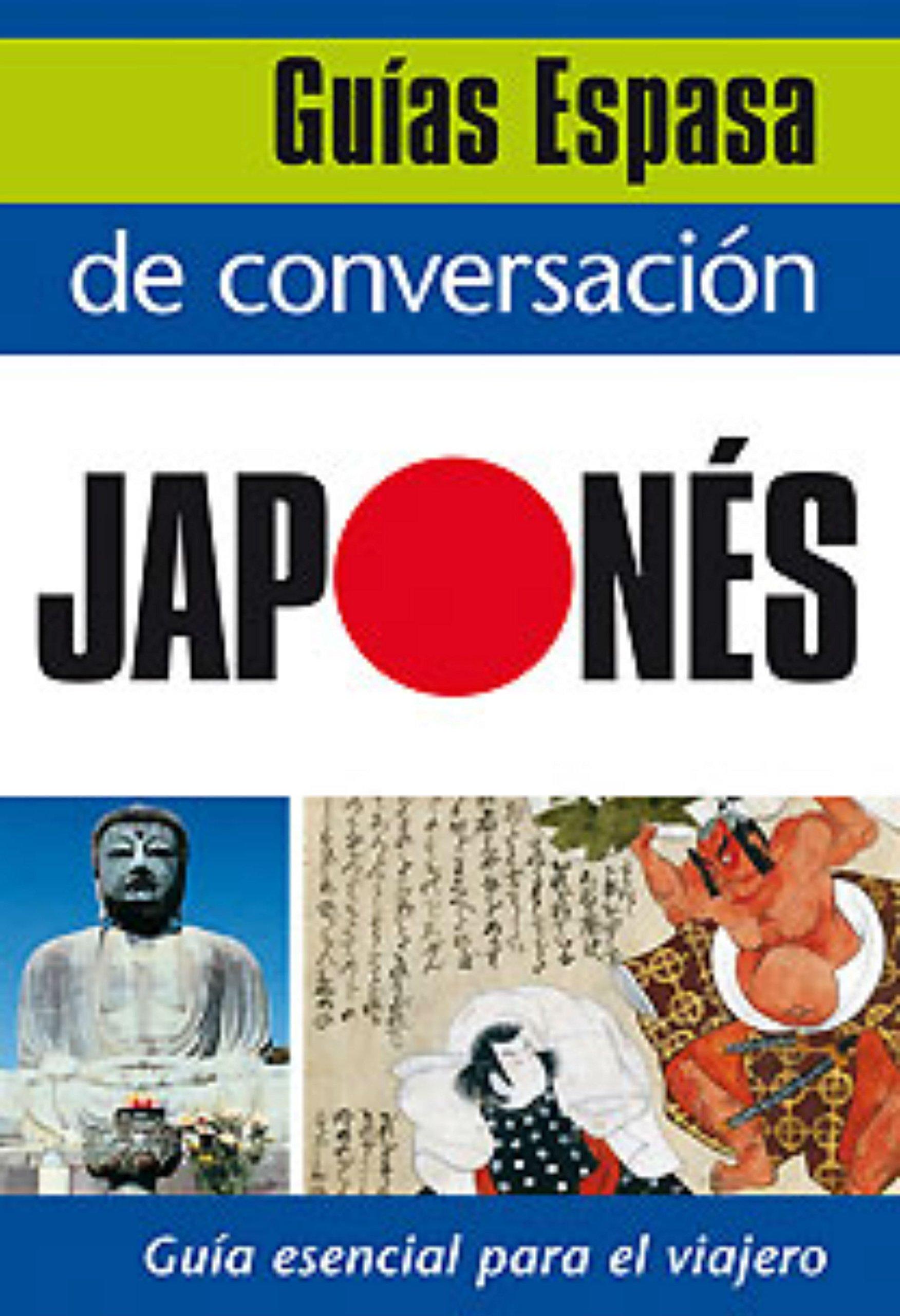 Guía de conversación japonés (Spanish) Paperback – April 1, 2005