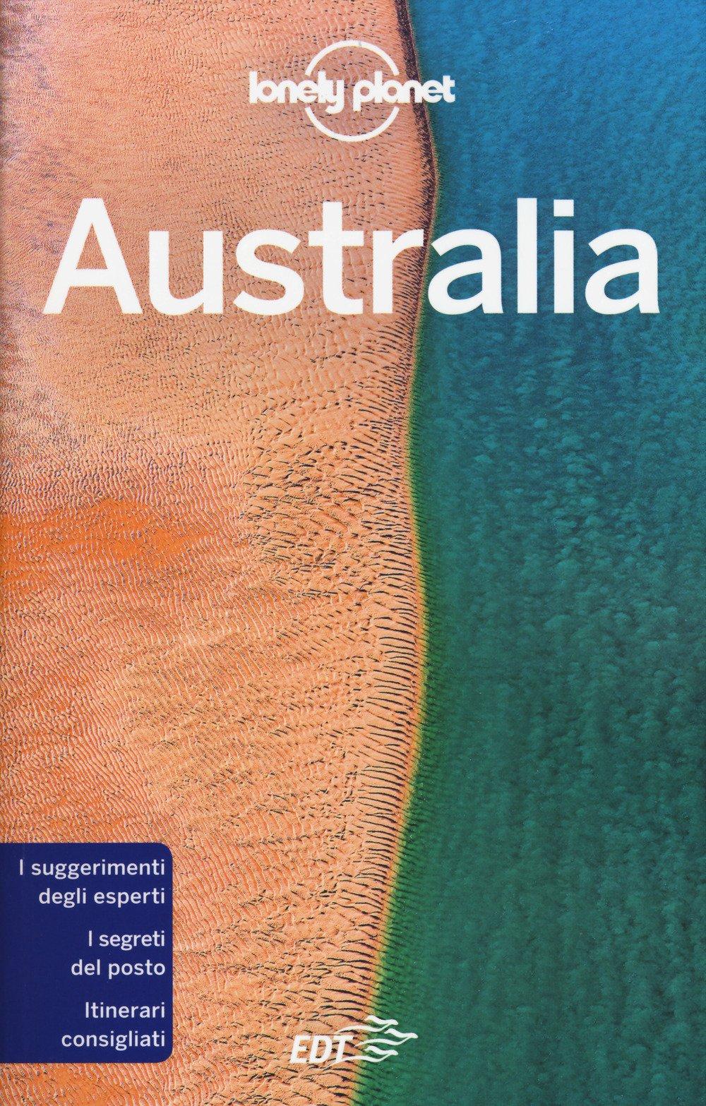 Australia Copertina flessibile – 19 apr 2018 Aa. Vv. EDT 8859245796 GEOGRAFIA GENERALE. VIAGGI
