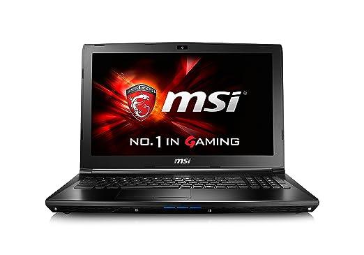 MSI GL62-6QFi781FD günstiges Gaming Notebook unter 1000 Euro