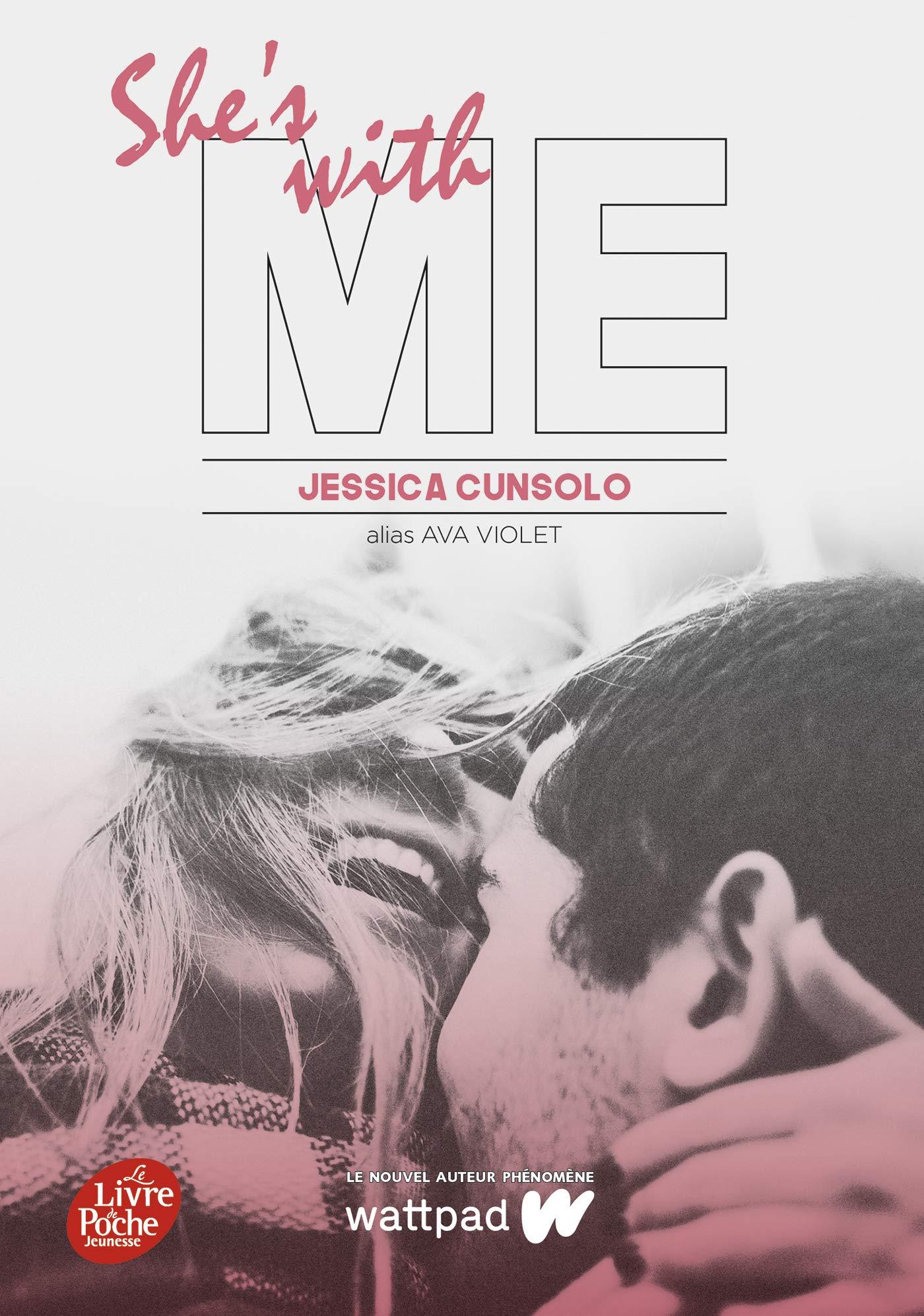 Shes with me (Livre de Poche Jeunesse): Amazon.es: Jessica ...