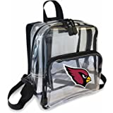 0707504aaa85 The Northwest Company Officially Licensed NFL Unisex X-Ray Mini Stadium  Friendly Transparent Backpack