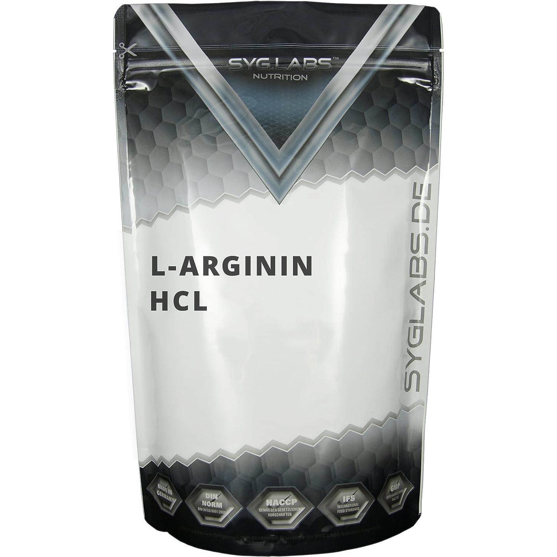 Syglabs Nutrition L-Arginin