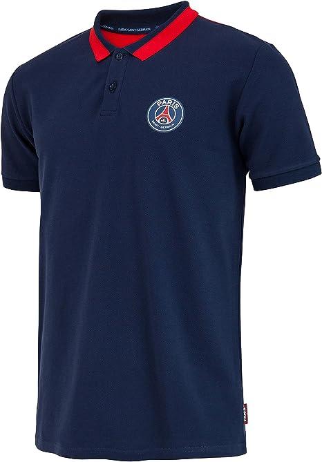 Paris Saint Germain Polo PSG/ /Collezione Ufficiale Taglia Adulto Uomo