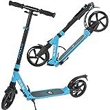 Apollo Big Wheel monopattino 200mm–Spectre Pro è un lusso City Scooter con doppia sospensione, City di scooter pieghevole e regolabile in altezza, Monopattino Kick Scooter per adulti e bambini