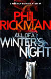 All of a Winter's Night (Merrily Watkins Series Book 14)