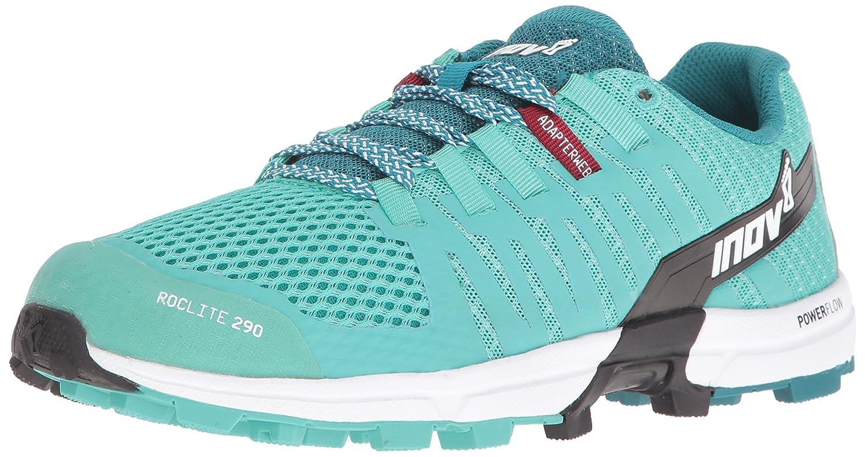 Inov-8 Women's Roclite 290 Trail Runner B01G50OD24 8.5 W UK|Teal/Black/White