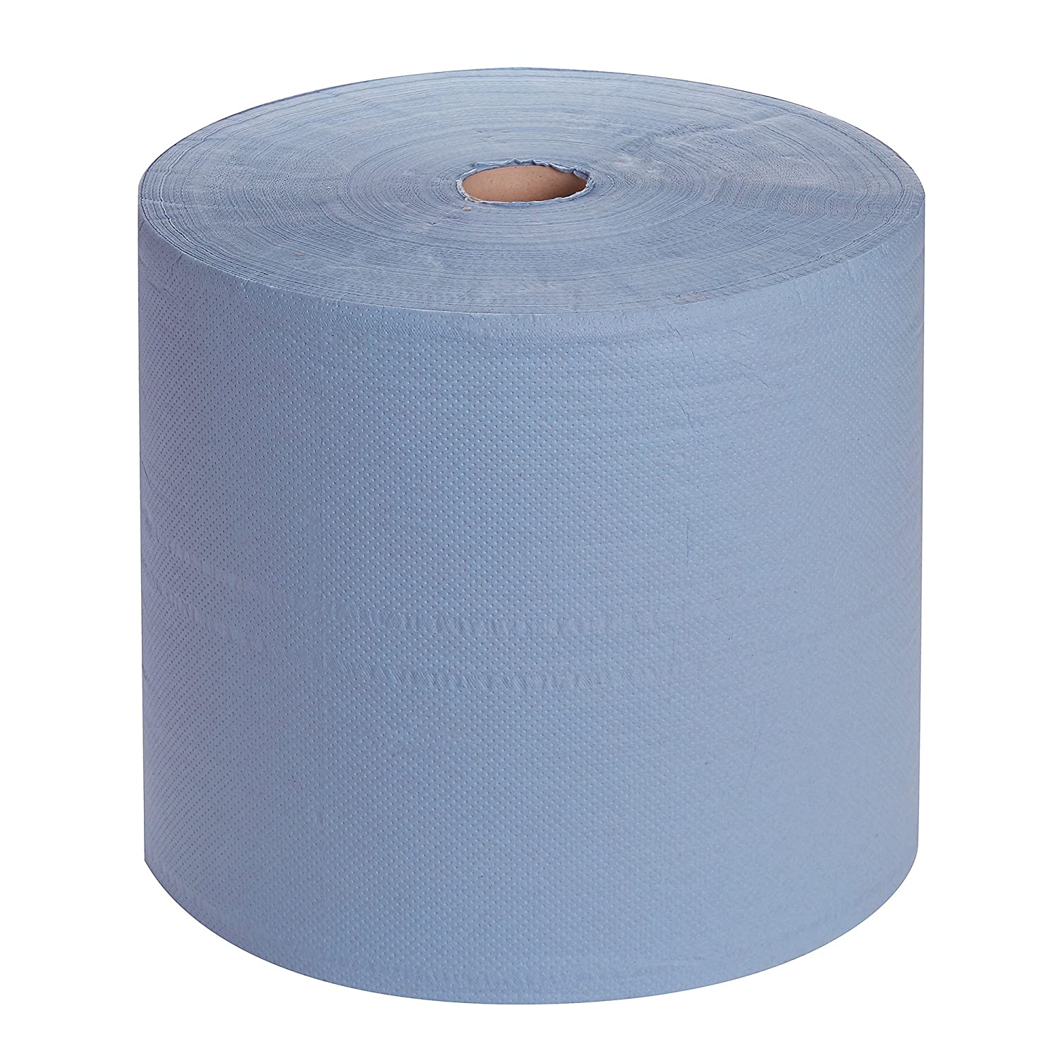 WYPALL* L10 Extra Wiper Small Roll 7123-12 rolls x 200 blue 1 ply sheets