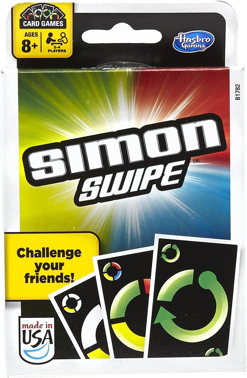 Simon Swipe The Card Game: Amazon.es: Juguetes y juegos
