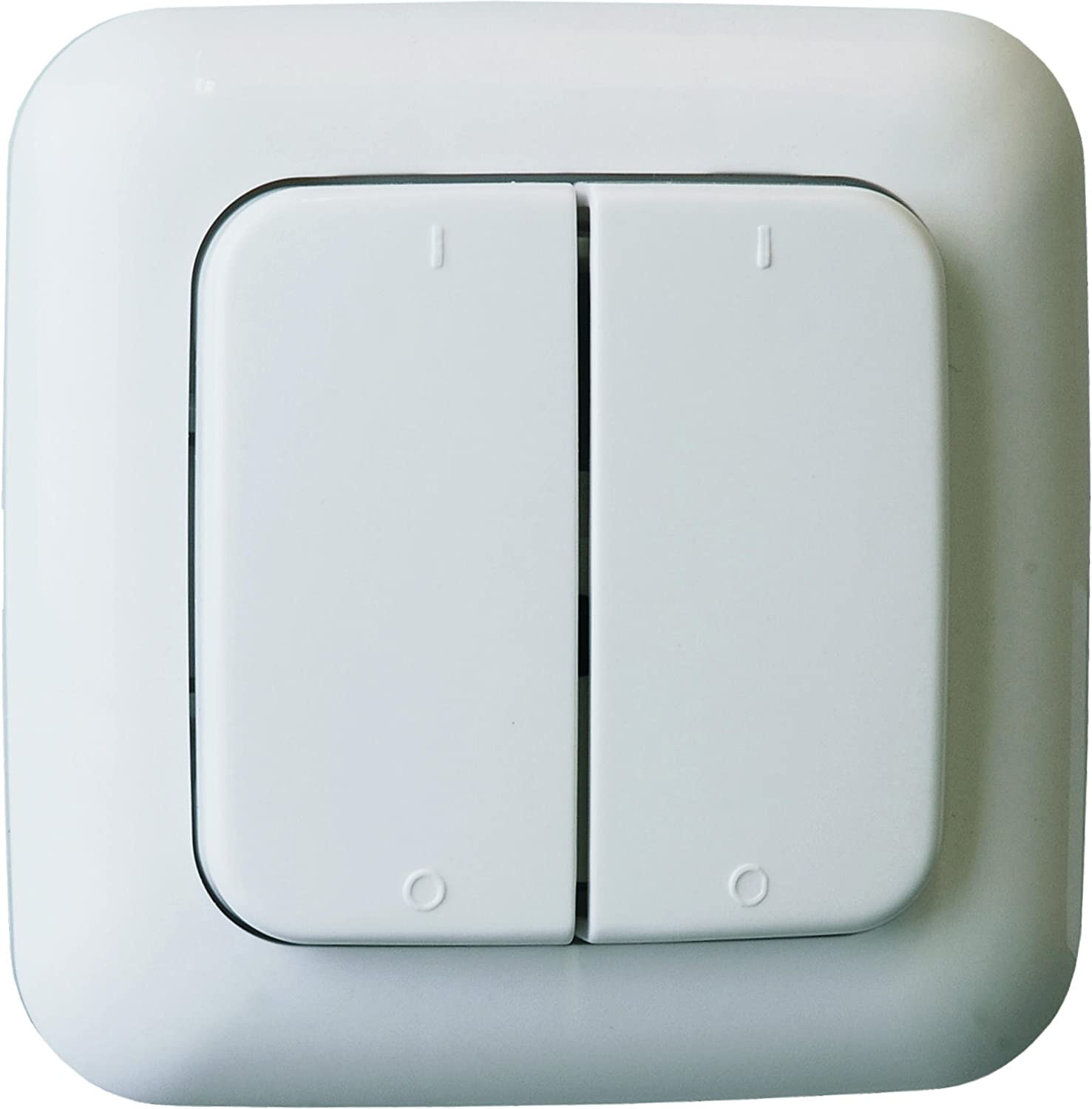 Home Easy HE843  radio double wall switch