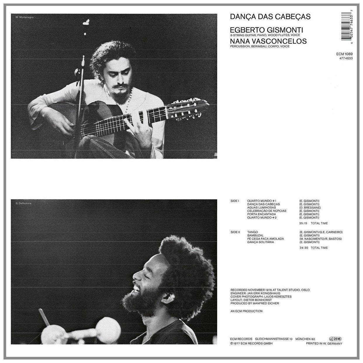 Danca Das Cabecas [LP]