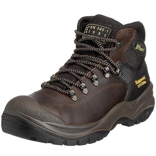 scarpa antinfortunistica uomo  Grisport AMG001, Scarponcini Antinfortunistici Uomo:  ...