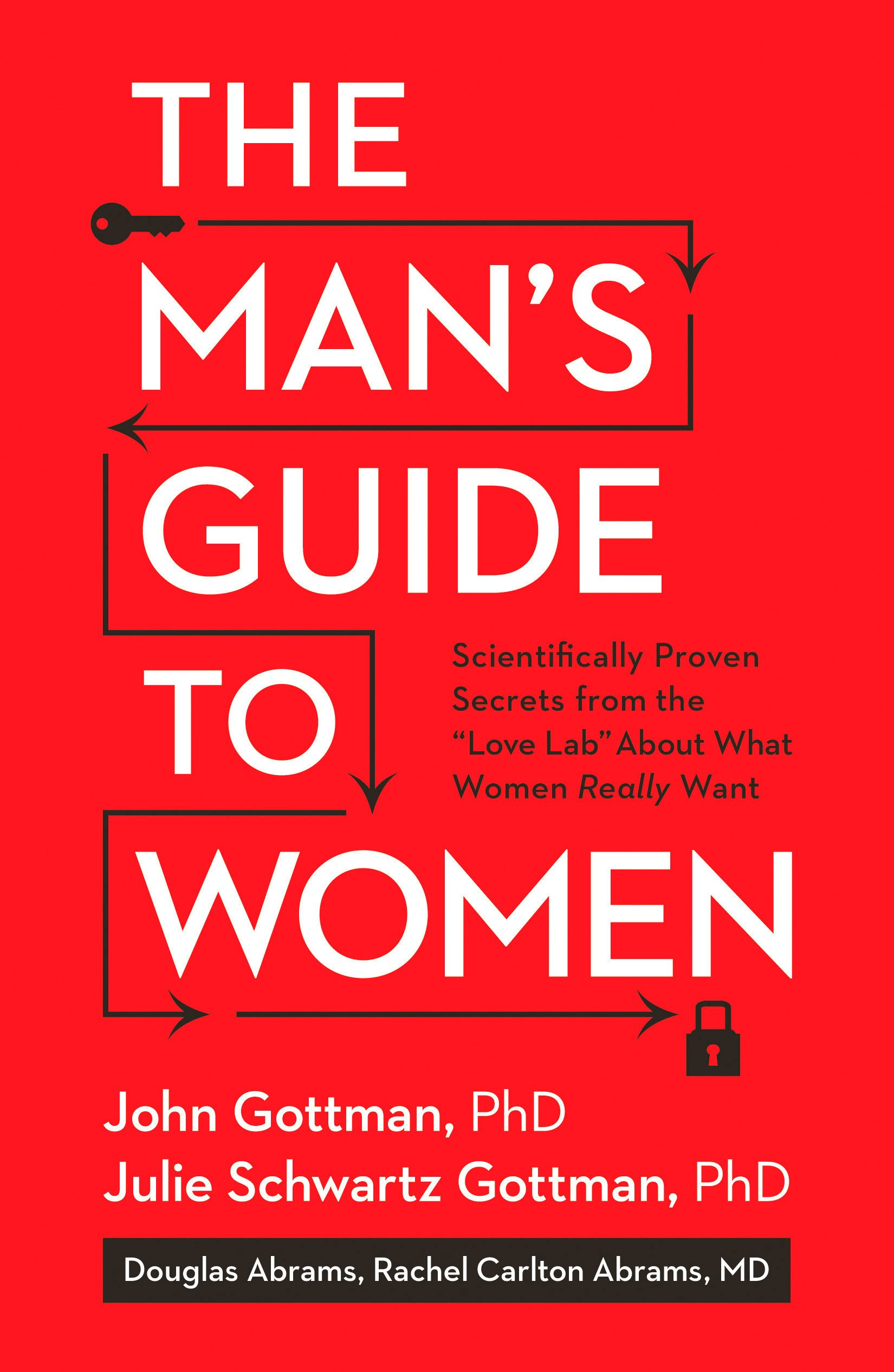 The Man's Guide to Women: Scientifically Proven Secrets from the Love Lab About What Women Really Want by RODALE PRESS