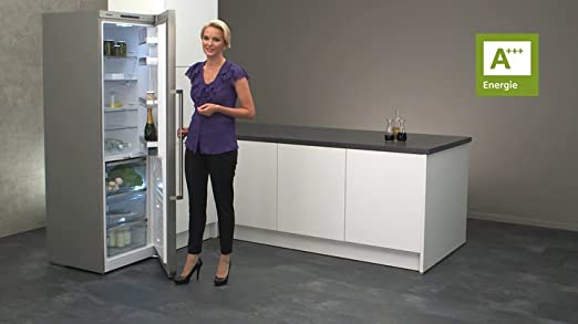 Siemens Kühlschrank Unterdruck : Siemens gs51naw40 gefrierschrank a gefrieren: 286 l weiß