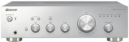 79 opinioni per Pioneer A-10-S Amplificatore stereo da 50W con design Direct Energy-