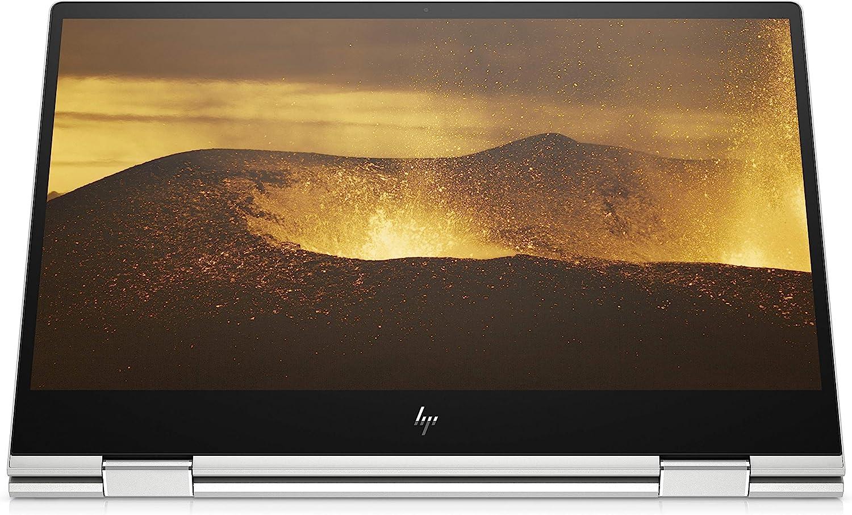 """HP Envy x360-15.6"""" FHD Touch - i7-8565U - 8GB - 512GB SSD - Silver"""