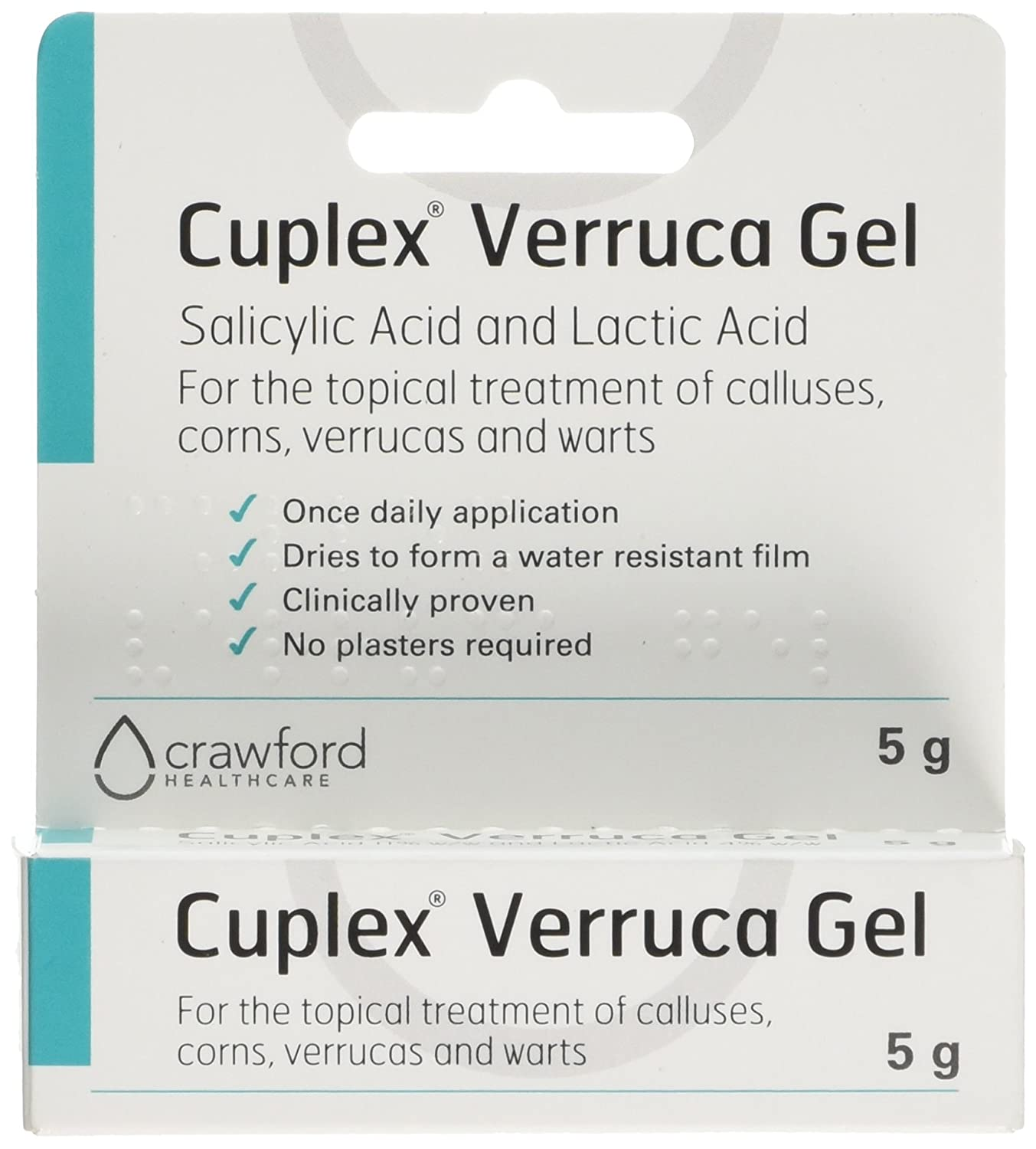 Cuplex Gel 5g Treatment Gel HealthCentre 035-2807