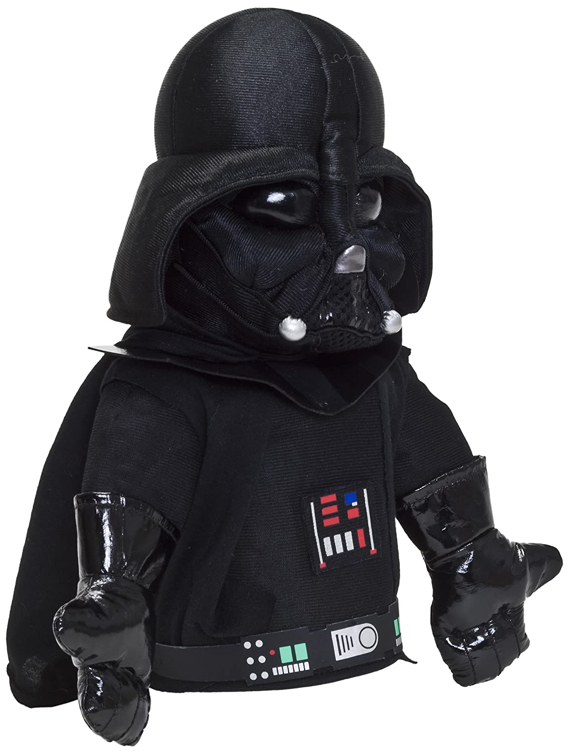 Joy Toy Star Wars 24cm Darth Vader Hand Puppet on Backercard (MultiColoured)